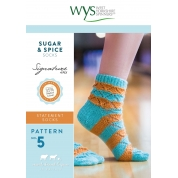 .Signature Style - Sugar and Spice Socks