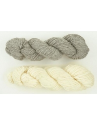 100% Jacobs yarn – Aran Thickness