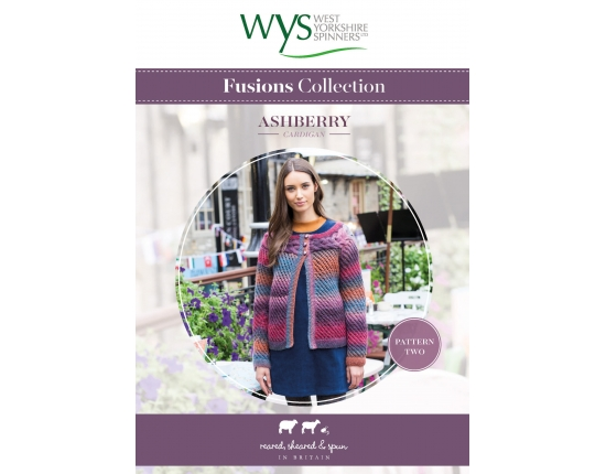 .Fusions Collection - Ashberry Cardigan
