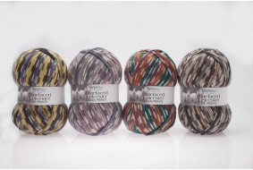 100% DK Bluefaced Leicester Yarn - New Country Birds Collection
