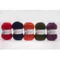 100% DK Blue Faced Leicester Yarn - New Colours