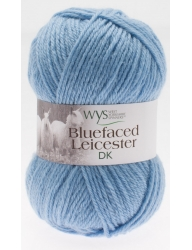 100% DK Bluefaced Leicester Yarn - Pastel Colours