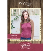 .Bluefaced Leicester Autumn Collection-  Primrose Jumper