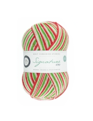 Signature 4ply - Candy Cane