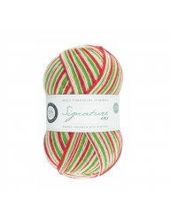 .Signature 4 Ply - Candy Cane