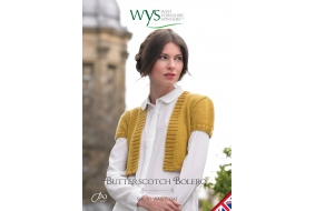 *Free* Butterscotch Bolero Pattern