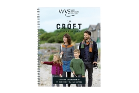 .The Croft Colours - Pattern Book