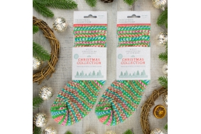 Bluefaced Leicester Luxury Socks – Fairy Lights