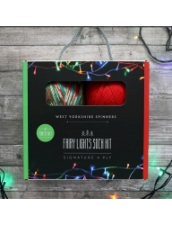 Fairy Lights Sock Kit