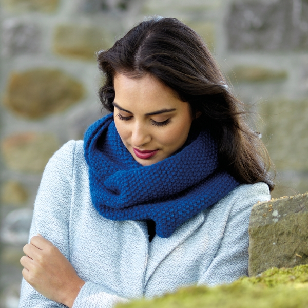 Re:treat Metanoia Snood Pattern **FREE** - West Yorkshire Spinners