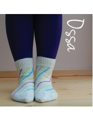 .Sock Anatomy - By Clare Devine