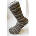 Bluefaced Leicester Country Sock Collection - Birds/Owl Ladies