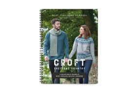 The Croft - Shetland Country - Pattern Book