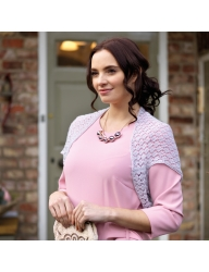 _Exquisite - Penelope Lace Shrug
