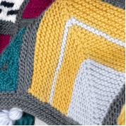 Retreat - Emeline Blanket - Square One Free Pattern
