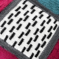 Retreat - Emeline Blanket - Square Five Free Pattern