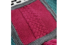 Retreat - Emeline Blanket - Square Six Free Pattern