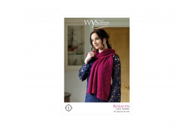 _Exquisite - Rosalyn Lace Shawl