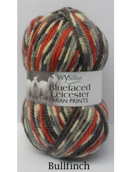 100% Aran Bluefaced Leicester Yarn - New Country Birds Collection