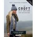 The Croft – Wild Shetland – Heather Hat and Scarf Free Pattern