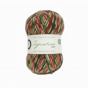 Signature 4ply – Holly Berry