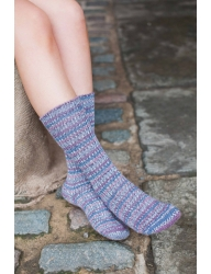 Bluefaced Leicester Sock Collection - Country Birds - Wood Pigeon