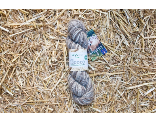 100% Bluefaced Leicester Variations Roving Yarn