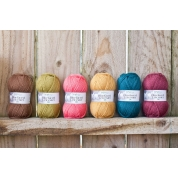 100% Bluefaced Leicester - New Autumn Shades - DK