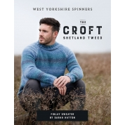 The Croft – Wild Shetland – Finlay Sweater Single Pattern