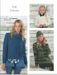 Works of Aran . Pattern Book