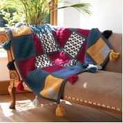 Retreat - Emeline Blanket Single Pattern
