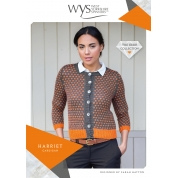 ..Wensleydale Gems Collection - Harriet Cardigan..