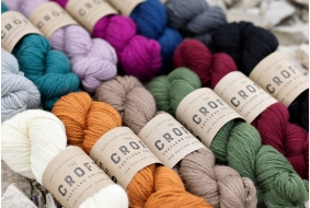. The Croft - Shetland Colours Aran