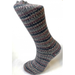 Bluefaced Leicester Country Sock Collection - Birds/ Wood Pigeon