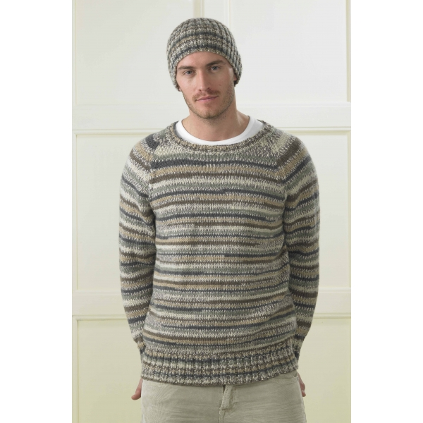 Free BFL Mens Hat pattern - West Yorkshire Spinners fcdff316979