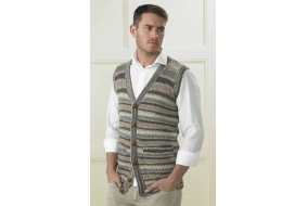 Bluefaced Leicester Mens DK pattern