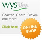 WY Spinners, Online Shop!